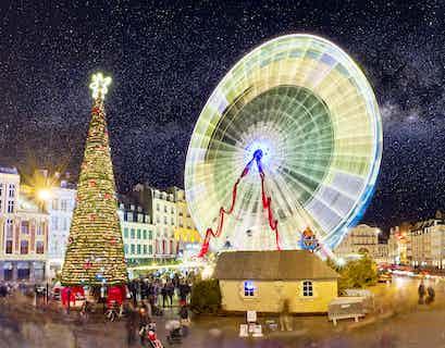 Bruges, Arras & Lille Christmas Markets