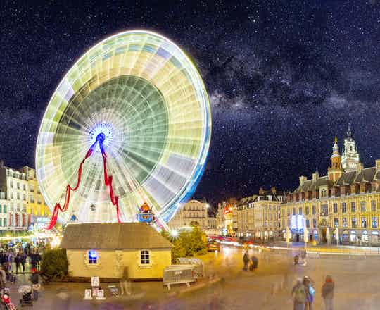 Lille Christmas Markets