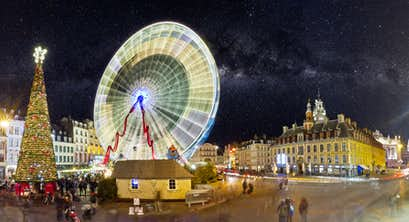 Lille & Bruges Christmas Markets for Single Travellers