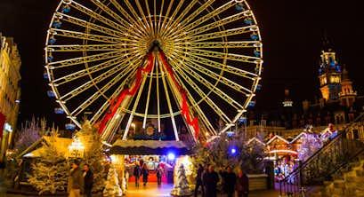 Lille, Ypres, Bruges & Brussels Christmas Markets