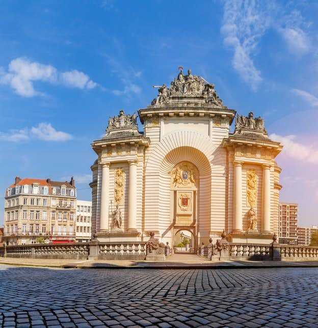 Lille, Bruges & Arras for Single Travellers