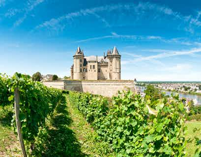 Châteaux of the Loire Valley & Cruising the Bordeaux Wine Country