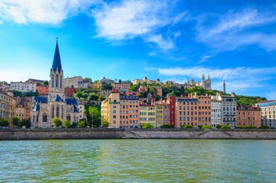 Tain L'Hermitage to Lyon