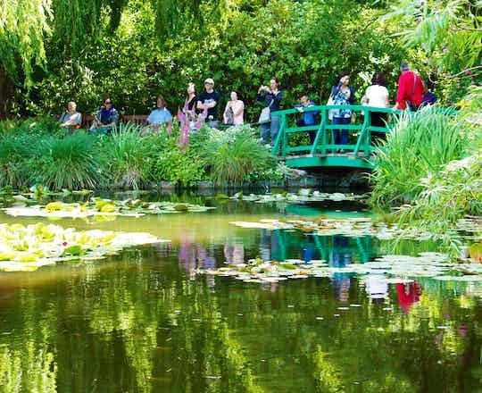 Monet's Garden & Les Andelys