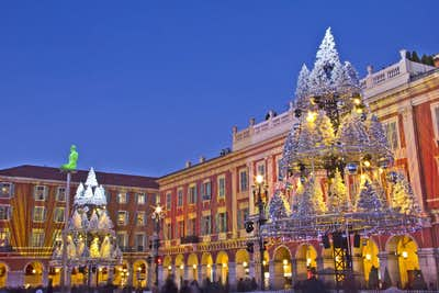 Christmas in Nice