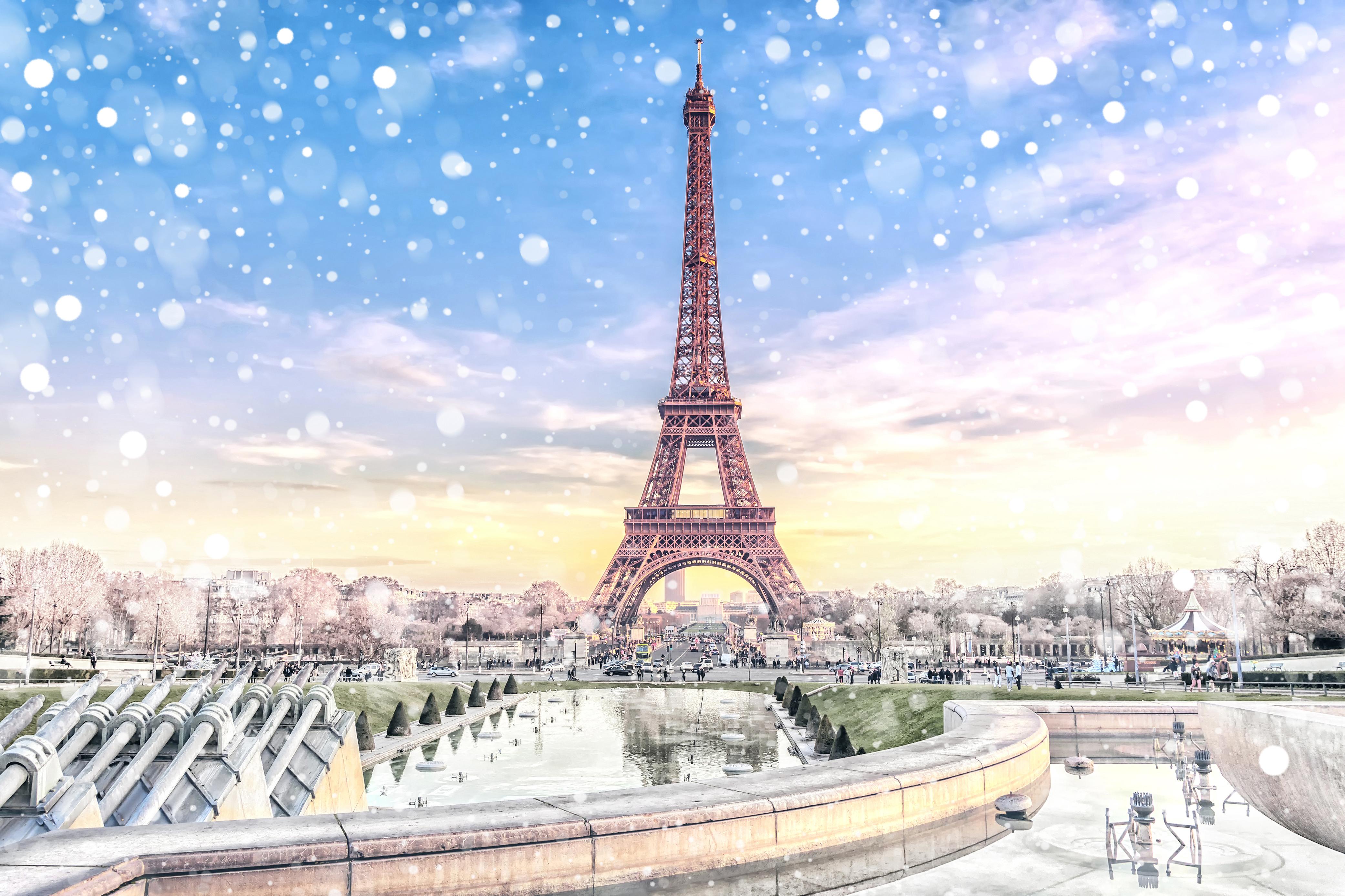 Paris Christmas Markets Leger Holidays