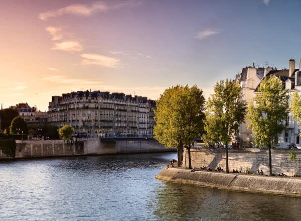 Cruise the River Seine – Normandy Coast to Paris