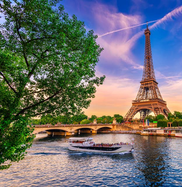 Splendours of Paris