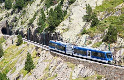 Nuria Valley Railway