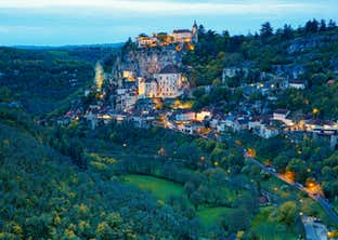 Rocamadour & Highlights of the Dordogne