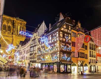 A Traditional Christmas in Alsace