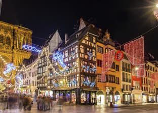 Alsace Christmas Markets