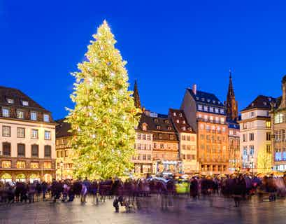 The Black Forest & Christmas Markets of Strasbourg, Colmar & Freiburg