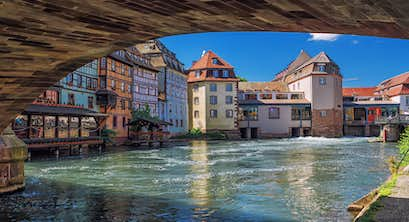 Picturesque Alsace, Strasbourg,  Colmar & Charming Villages