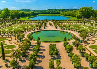 Monet's Garden & Treasures of Versailles