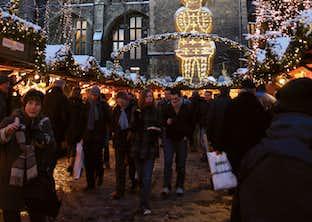 Aachen and Valkenburg Christmas markets