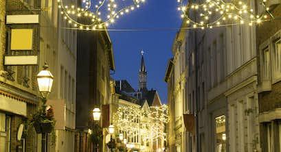 Monschau & Aachen Christmas Markets