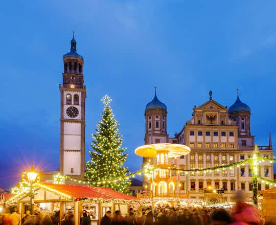 Augsburg Christmas Markets