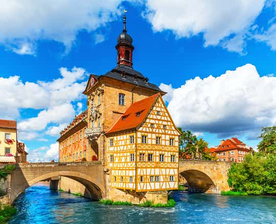 Bamberg with Guided City Tour