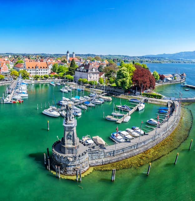 Lake Constance, Bavaria's Fairy Tale Castles & the Swiss Alps
