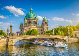 Berlin, the Harz Mountains  & cruising the Baltic Isles
