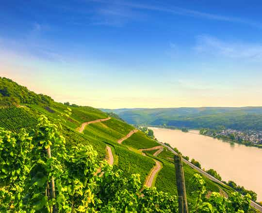 Boppard & The Rhine Valley
