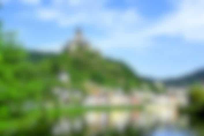 Castle Reichsburg, Mosel River