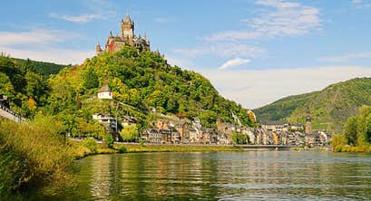 Four Rivers Cruise – Rhine, Moselle, Neckar & Main