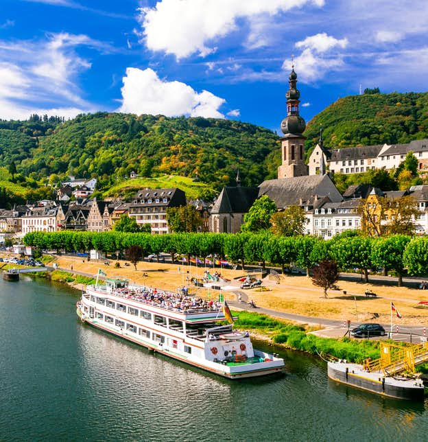 The Picturesque Rhine & Moselle Valleys