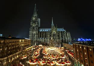 4-Star Bonn, Cologne & the Rhine Valley Christmas Markets