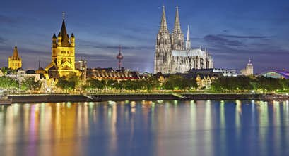 New Year in Cologne & the Rhineland