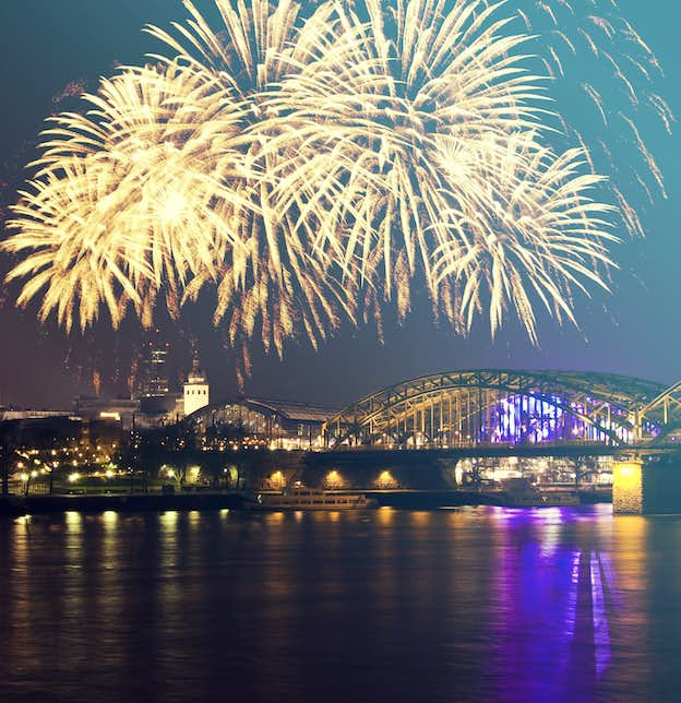 New Year in the Rhineland