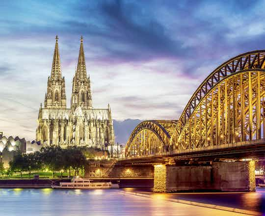 Cologne & the Rhine Valley