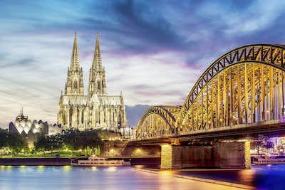 Rhine Gorge & Cologne