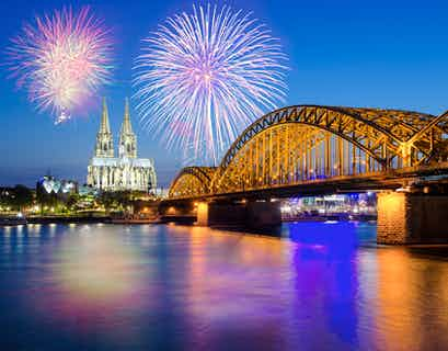New Year Rhine Cruise