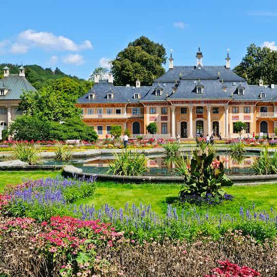 Dresden to Pillnitz Palace Boat trip