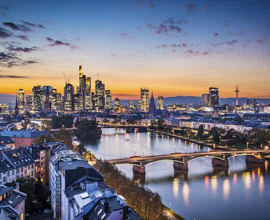 Mainz to Frankfurt
