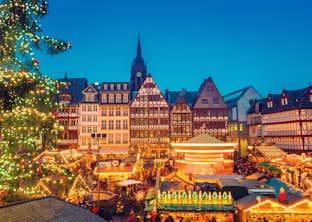 Nuremberg, Bamberg & Würzburg Christmas Markets