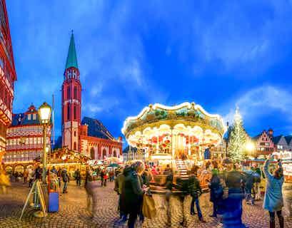 Bavarian Christmas Markets, Nuremberg, Bamberg & Würzburg