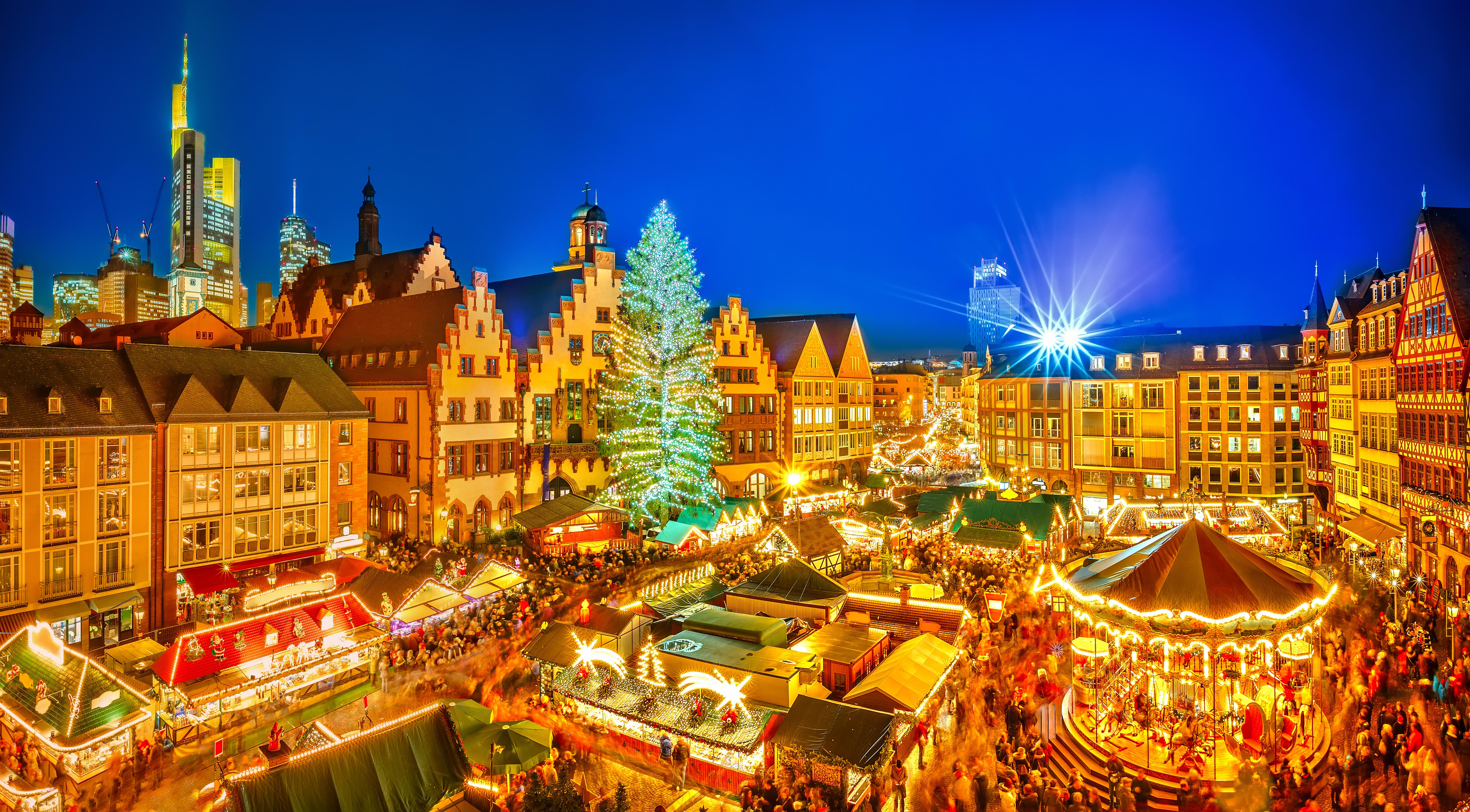 Almanya Noel Pazarı