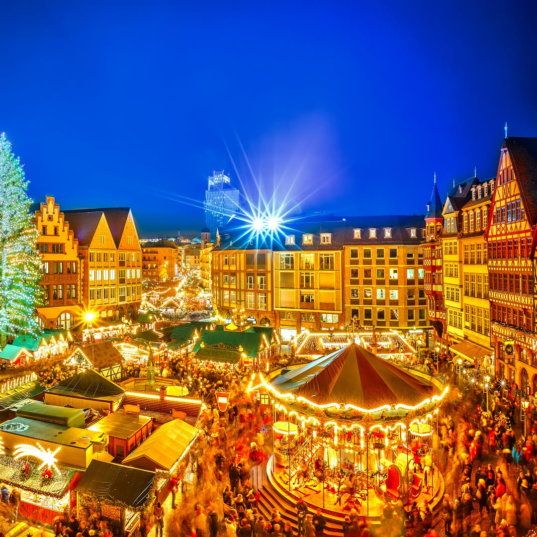Magical Markets Of The Rhine Valley Leger Holidays