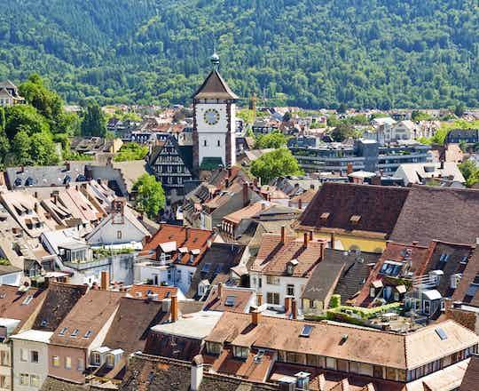 Triberg & Freiburg
