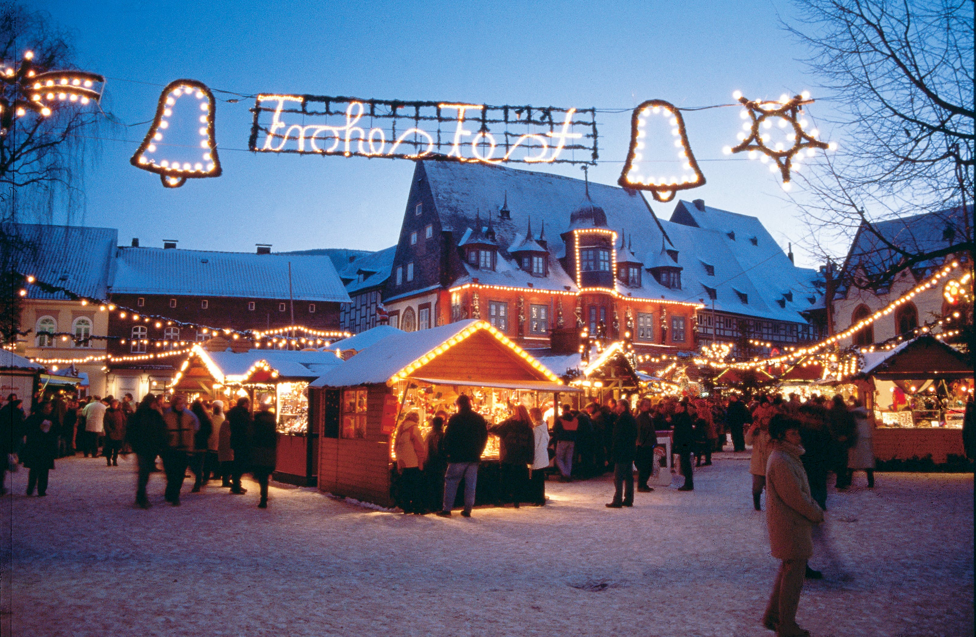 Christmas Markets Of Medieval Hannover Hamelin Goslar Cologne