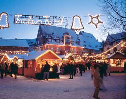 Christmas Markets of Medieval Hannover, Hamelin, Goslar & Cologne
