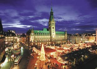 Medieval Hannover, Hamelin, Goslar & Cologne Christmas Markets