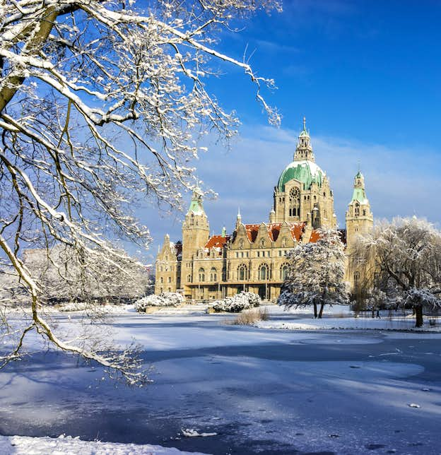 Christmas in Hannover & the Harz Mountains