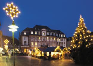 German Advent - Heidelberg, Speyer & Germany's Wine Route