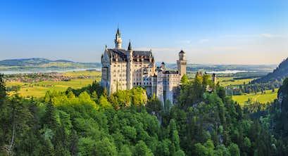 Oberammergau & Bavaria's Fairy Tale Castles