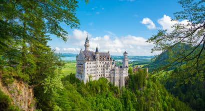 Lake Constance, Bavaria's Fairytale Castles & the Swiss Alps