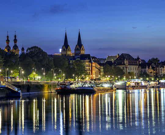 Rüdesheim & Koblenz